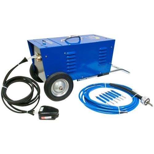 TCW 4000 Series Pneumatic Tube Cleaner Kit